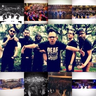 Deaf and Loud, Band and Crew
