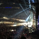 Worked the Kenny Chesney Show at Ford Field