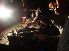 Spinning Vinyl